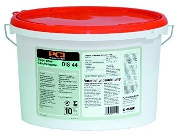PCI DIS 44 DISPERSIONS-SPACHTELMASSE 10kg Eimer