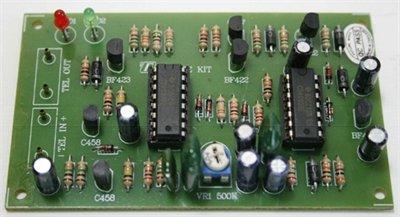 Telephone Cutoff Timer Kit Electronics Educational Assembly Kit