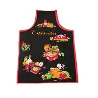 Tobeni 1708-004 Topfgucker Apron for The Grill and Kitchen in 100 Cotton