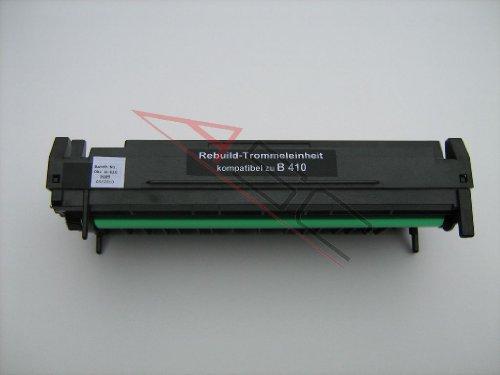 Rebuild - Oki Laser-Toner schwarz, 3.500 Seiten, für Oki B410d, B410dn, B430d,...