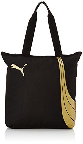 PUMA-Damen-Tasche-Fundamentals-Shopper-black-195-x-265-x-41-cm-175-liter-073192-01