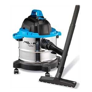 Ewt - boxter 15 s - Aspirateur eau et poussière inox 15l 1100w AquaVac