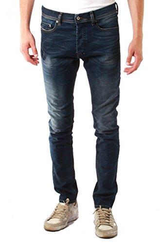 Diesel tepphar 0853r l.32 jeans blu denim
