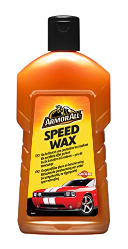 Armor All 1835119 AA42500B Speed Wax 500 ml - Best Price