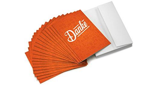 Amazon.de Grußkarte mit Geschenkgutschein - 20 Karten zu je 10 EUR (Danke)