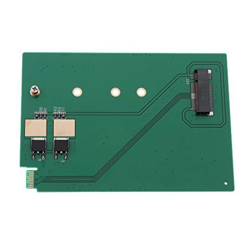 KESOTO 1 STK. M.2 NGFF SSD Adapterkarte für alle SFF-8784 Festplatten wie WD5000MPCK WD5000M22K WD5000M21K, WD Black SSHD