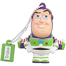 Tribe Disney Pixar Toy Story Buzz Lightyear - Memoria USB 2.0 de 16 GB  Pendrive Flash 9ab36e1e19e