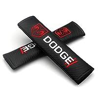 Car Seat Belt Cover Pads Shoulder Cushion set for Dodge