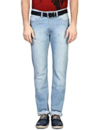 Peter England Men's Slim Fit Jeans