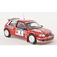 Citroen sax S1600, No.1, Rally Portugal , 2004, Modelo de Auto