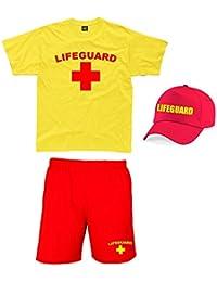 Direct 23 Ltd Lifeguard Mens Outfit