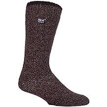 HEAT HOLDERS - Hombre Invierno Termico Lana Merinos Calcetines para Frio Extremo