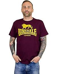 Lonsdale Herren Logo T-Shirt