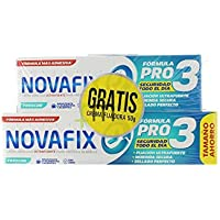 Novafix Pro3 frescor 70 g + la de 50 g de regalo