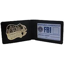 T-Shirtshock Felpa Donna Cappuccio Nero FUN2726 FBI Female Body Inspector