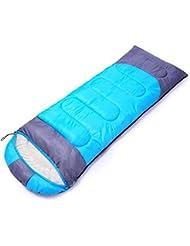 Algodón engrosamiento Digital Camping senderismo 3–4temporada madre saco de dormir