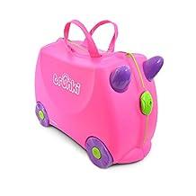Trunki Çocuk Bavulu, Pembe Trixie