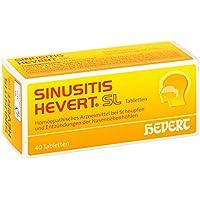 Sinusitis Hevert SL Tabletten, 40 St. preisvergleich bei billige-tabletten.eu