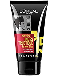 Studio Line Indestructible Glue Gel Coiffant Cheveux 150 ml