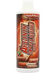 Ironmaxx Arginin S. Liquid 6500, Cherry, Flasche 1000ml, 26387