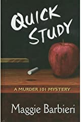 Quick Study (Thorndike Mystery) by Maggie Barbieri (2009-04-01) Hardcover