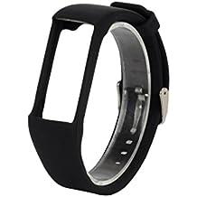 Ersatz Armband, ihee Fashion echtem Silikon Gummi Uhr Band Handgelenk Armband Strap für POLAR A360Fitness Track Smart Watch