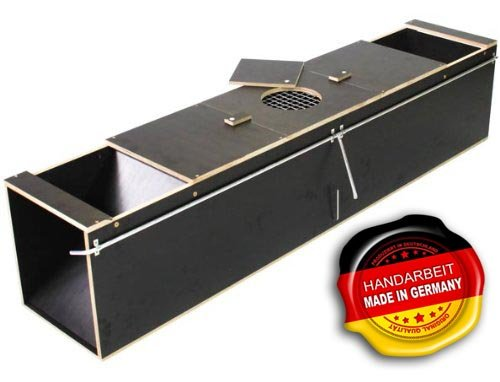 *Qualitätsfallen Made in Germany 150cm Fuchsfalle Marderfalle lebend Lebendfalle Waschbärfalle Dachsfalle 150x30x31#012#*