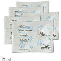 KK Hygiene 10 x Kälte Sofort Kompressen | Cool Pack | Vorteils-Pack | Sofort Kühl-Kompresse | Kompressen | Kühlkompresse... preisvergleich bei billige-tabletten.eu