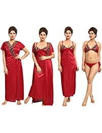 322491b261 Amazon.in  Reds - Lingerie   Nightwear   Women  Clothing   Accessories