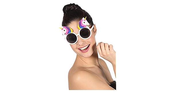 Einhornbrille Kinder und Erwachsene Unicorn Partybrille Einhorn-Zubehoer