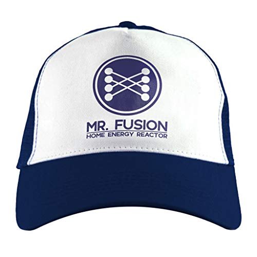 (Cloud City 7 Back to The Future Mr Fusion Home Energy Reactor, Trucker Cap)