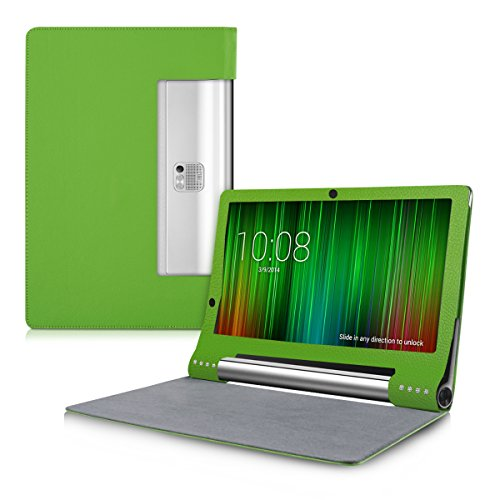 kwmobile Lenovo Yoga Tablet 2 Pro 13 (1380) Hülle - Tablet Cover Case Schutzhülle für Lenovo Yoga Tablet 2 Pro 13 (1380) mit Ständer
