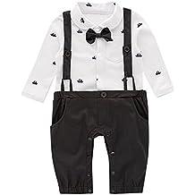 Amazon.es  body camisa bebe manga larga 4e6c68aa820