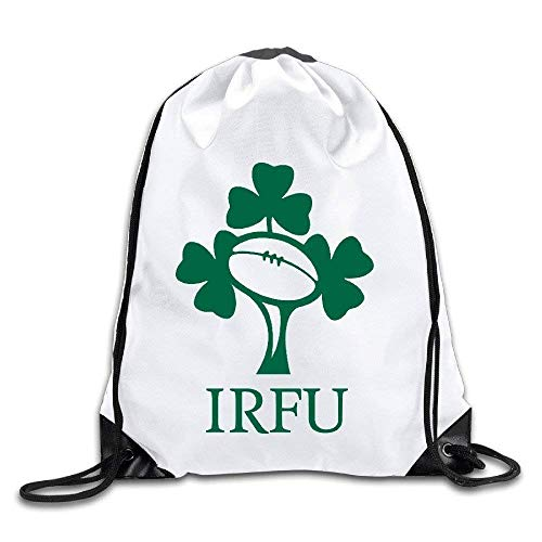 DHNKW Irish Rugby Drawstring Backpacks/Bags -