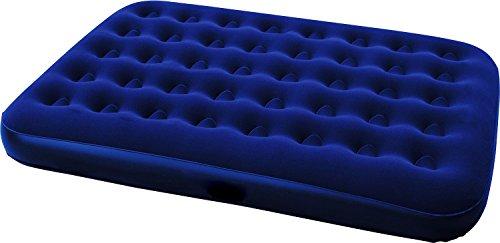 Luftbett Gästebett Resiebett aufblasbar Doppel Luftmatratze 191 x 137 x 22 cm Isomatte