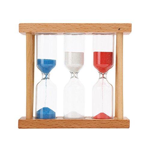 Preisvergleich Produktbild Sanduhren-Set 1min / 3mins / 5mins Sanduhr