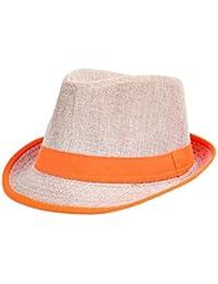 Unisex Jazz Hat Amantes Verano Flexibles Sombrero Sombrero De Modernas  Casual Paja Playa Hombres Y Señoras 80ced6b3100