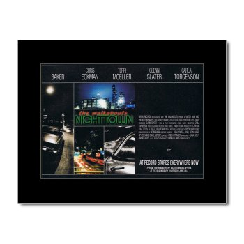 walkabouts-night-town-matted-mini-poster-21x135cm