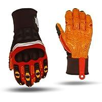 Granberg 107.8112–12–6 paires paires paires Bundle EX d'hiver doublé Assemblage étanche Gants avec Microskin Shield Matériau, vibrations, Matériau de réduction pour Palm, taille 12, 3 x l (lot de 6) 58e394