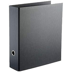 Rössler SOHO A4 85mm Spine Lever Arch File - Black 1317452700