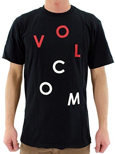 Volcom Herren Typtock T-Shirt Black