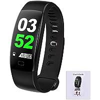 Smart Armband 0,96 Zoll Herzfrequenz Sauerstoff Blut Information Push