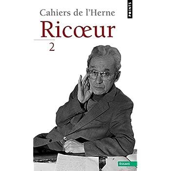 Ricoeur T2 - Cahiers de l'Herne (2)