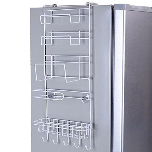 Organizador de cocina optimiza el espacio y aprovecha cada rinc n - Organizador armarios cocina ...