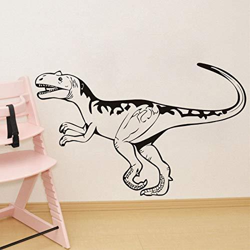 Künstlerisches Design Alectrosaurus Wandaufkleber Spielzimmer Wohnzimmer Removalbe Decor Decals Vinyl Wandtattoo Dekoration Z 59x37 cm