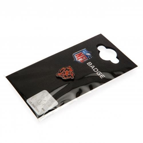 Chicago Bears Badge by GiftLocalUK