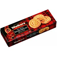 Paquete galletas escocesas shortbread rounds walkers 150 gr - , Pack de 6