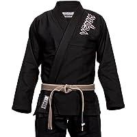 Venum Contender 2.0 Kimono BJJ GI, Unisex Adulto, Negro, A2.5
