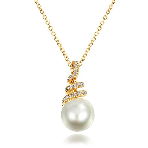 12mm-freshwater-cultured-pearl-crystal-infinity-pendant-necklace-18ct-yellow-gold-bridal-jewelry