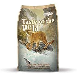 Taste of The Wild goût du Chat Sauvage Nourriture